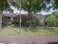 Ambulance naar Beethovensingel in Alkmaar