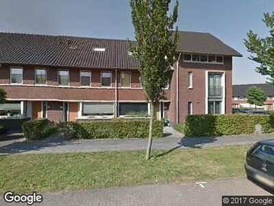 Ambulance naar Burt Bacharachstraat in Utrecht