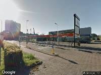 Brandweer en politie naar Ringbaan-Zuid in Tilburg