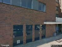Ambulance naar Crocusstraat in Katwijk