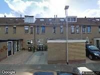 Ambulance naar De Backerstraat in Poeldijk