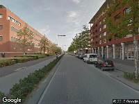 Brandweer naar Onderwijsboulevard in 's-Hertogenbosch