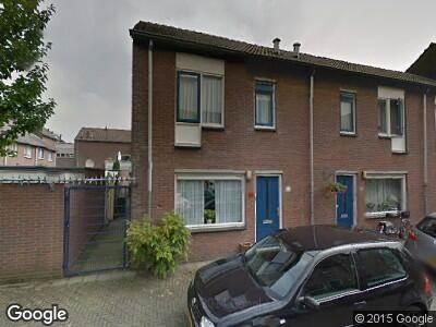Brandweer naar Balkstraat in Utrecht