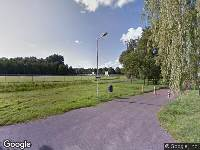 Brandweer naar Bellinistraat in Zwolle