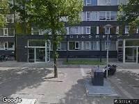 Brandweer naar Gambiadreef in Utrecht
