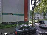 Ambulance naar Markelostraat in 's-Gravenhage