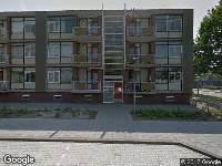 Ambulance naar Flevostraat in Den Helder
