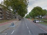 112 melding Ambulance naar Kerkwervesingel in Rotterdam