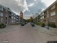112 melding Ambulance naar Ossenisseweg in Rotterdam
