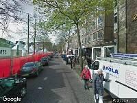 Ambulance naar Markt in Arnhem