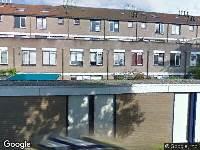 Ambulance naar Nettelhorst in Alphen aan den Rijn