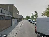 Brandweer naar Maagdstraat in Zwijndrecht