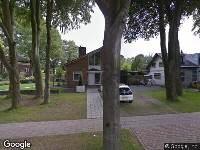 Brandweer naar Mecklenburglaan in Harderwijk