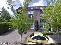 Brandweer naar Brunelweg in Zwolle