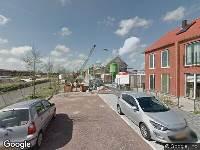 Ambulance naar Singel in Wateringen