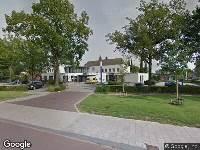 Ambulance naar Burgemeester van Dorth tot Medlerstraat in Duiven