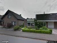 Ambulance naar Stroomlaan in Tilburg