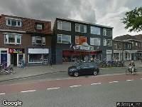 Traumahelikopter naar Vechtstraat in Zwolle