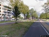 Ambulance naar Baden Powellweg in Amsterdam
