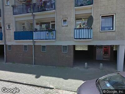 Ambulance naar Johan Jongkindstraat in Amsterdam