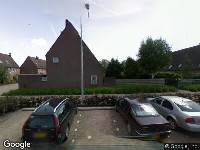 112 melding Besteld ambulance vervoer naar Mijehof in Amsterdam