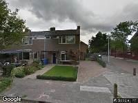 Brandweer naar Klooienberglaan in Zwolle
