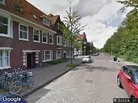 Ambulance naar Archimedeslaan in Amsterdam