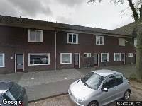 Brandweer naar Gebroeders van Limburgstraat in Maastricht