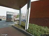 Ambulance naar Antwerpenhaven in Purmerend