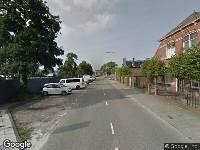 Ambulance naar Havenstraat in Monster