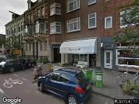 Ambulance naar Plantage Kerklaan in Amsterdam