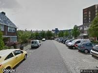 Ambulance naar Madurastraat in Den Helder