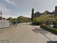 112 melding Politie naar Stationsplein in Weesp
