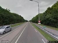 112 melding Brandweer naar Schoenaker in Wijchen