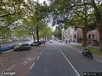 Ambulance naar Nassaukade in Amsterdam