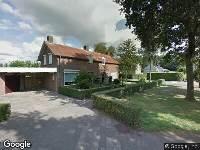 Ambulance naar Deken van der Cammenweg in Heesch