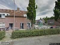 Brandweer naar Riouwstraat in Zwolle