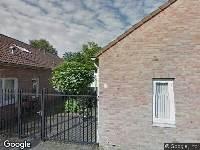 Ambulance naar Alberickstraat in Venlo