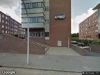 Brandweer naar Zuiderzeelaan in Zwolle
