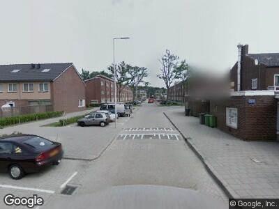 Brandweer naar Zierikzeestraat in Rotterdam