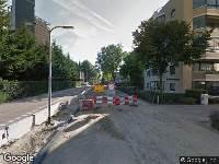 Ambulance naar Tivolistraat in Tilburg