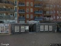 Ambulance naar Boulevard in Egmond aan Zee