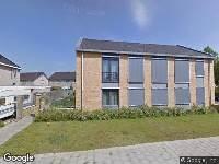Brandweer naar Poolster in Hoogeveen