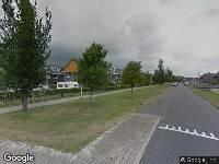 Ambulance naar Klapwijkse Zoom in Berkel en Rodenrijs
