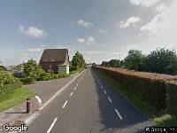 Ambulance naar Hoekeindseweg in Bleiswijk