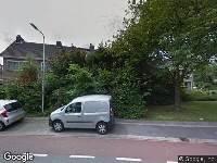 Ambulance naar Lijsterlaan in Bleiswijk
