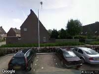 112 melding Ambulance naar Mijehof in Amsterdam