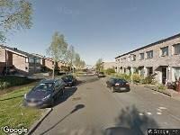 Brandweer naar Brouwershavenstraat in Berkel en Rodenrijs
