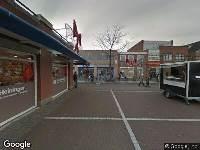 Brandweer naar Kerkstraat in Berkel en Rodenrijs