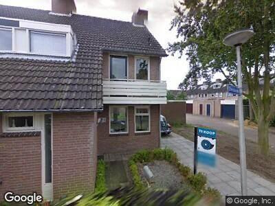 Ambulance naar Steenbakkerwei in Valkenswaard